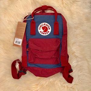 Fjallraven Kanken Mini Backpack + FREE KEYCHAIN